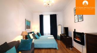Piękne 2-pok. mieszkanie przy Zamku Królewskim 46 m2