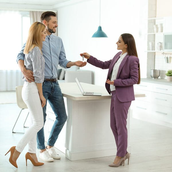 Przekazania kluczy do nieruchomości przez pośrednika